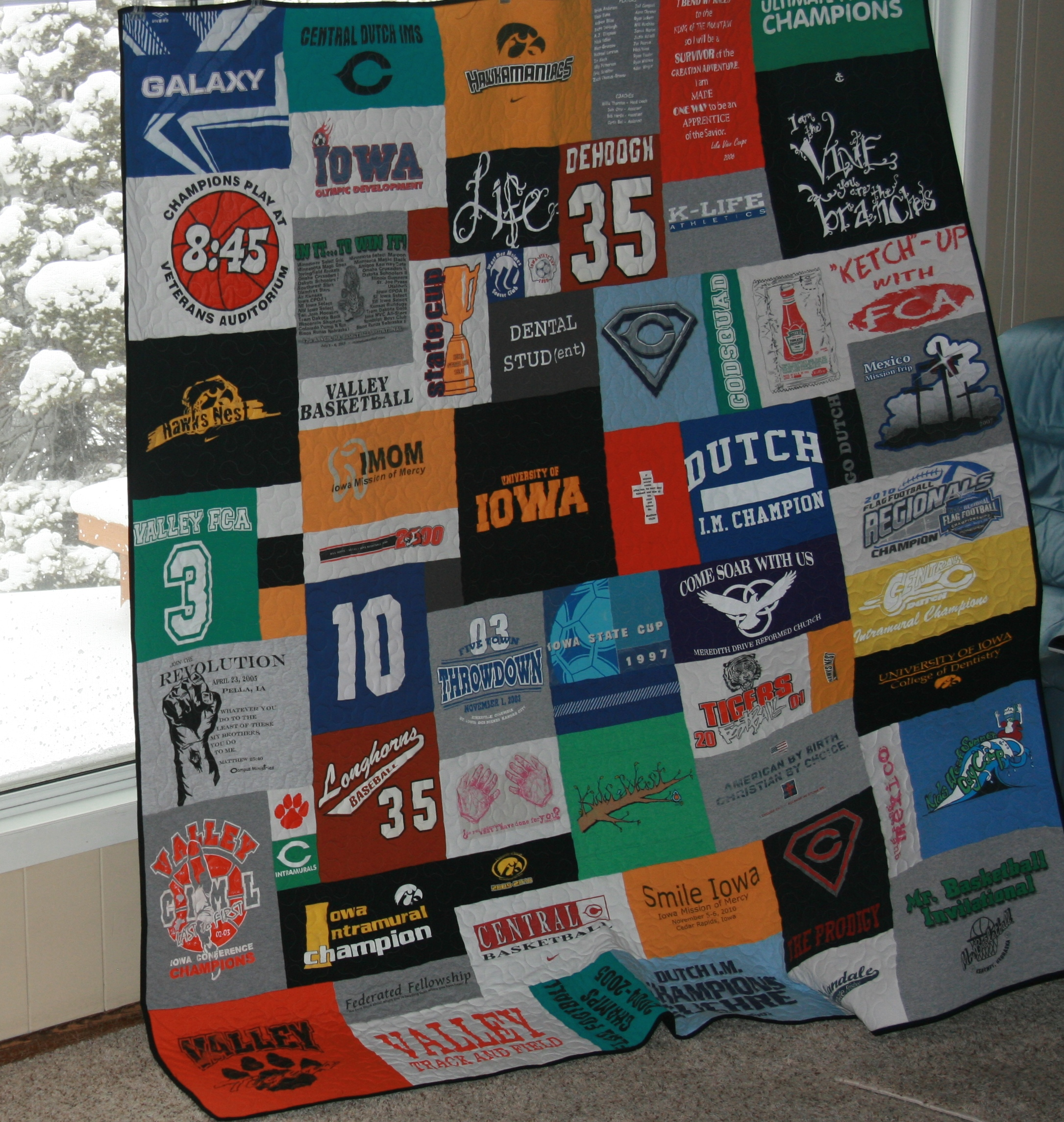 Order | C&us T-shirt Quilts by Cindy Swanson : order t shirt quilt - Adamdwight.com