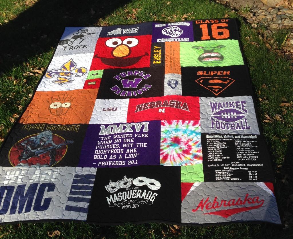 Nebraska quilt